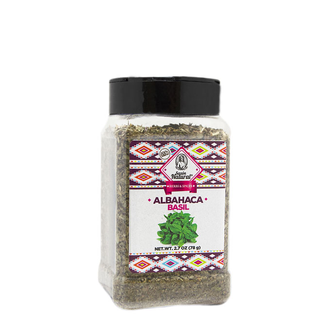 Albahaca 78g 78 Sazon natural