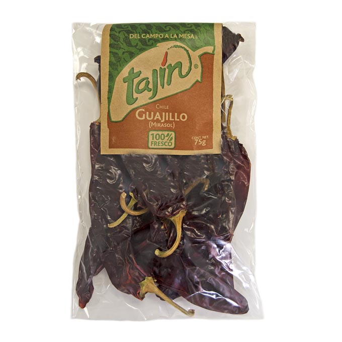 Chile Seco Guajillo 75gr