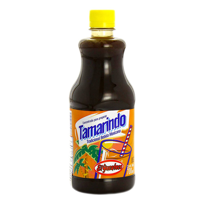 Concentrado de tamarindo 700ml 700ml El Yucateco