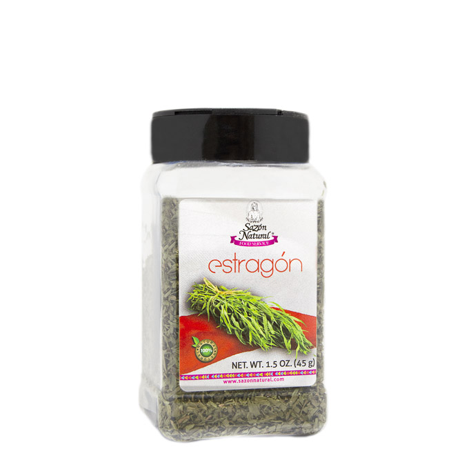 Estragón 45g 45g Sazon natural