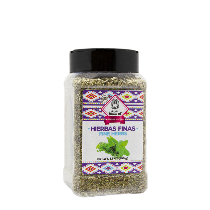 Hierbas finas 100g 100g Sazon natural