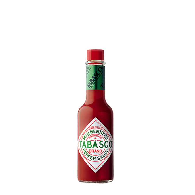 Salsa Tabasco 60ml 60 Ml Tabasco