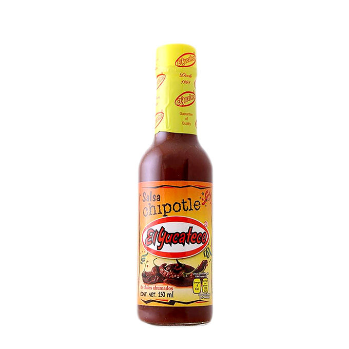 Salsa Chipotle 150ml 150ml El Yucateco